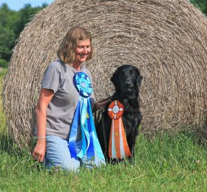 Rocky is USS-B winner at the 2012 Specialty in WI!